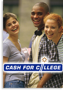 Cash for College Graphic