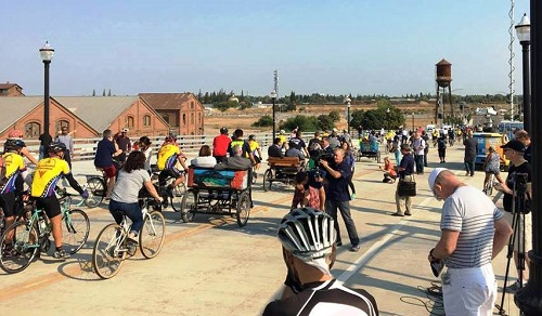 Sacramento Railyards Roads Grand Opening Celebration