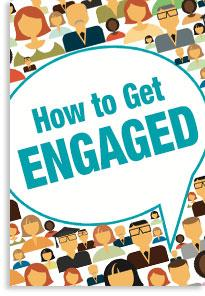 How to Get Engaged