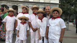 Fiestas Patrias 2018 - El Grito