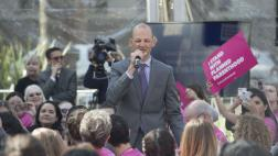 Assemblymember McCarty Speaks at Rally During Planned Parenthood's 2019 Capitol Day